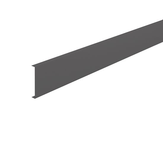 Graphite Grey - Skirting Trim Inserts
