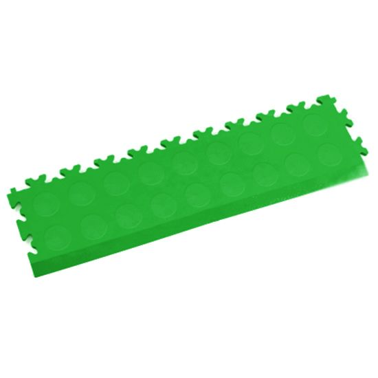 Light Green Cointop - Interlocking Tile Edging