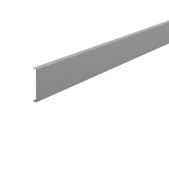 Platinum Grey - Skirting Trim Inserts | Mototile Shop