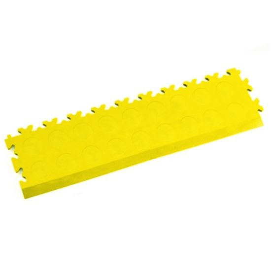 Yellow Cointop - Interlocking Tile Edging | Mototile Shop